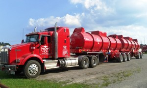 Btrain - fiberglass trailers