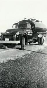 1951 GMC 60 barrel tank. (1951)